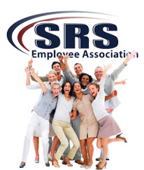 Group with SRSEA logo in the background